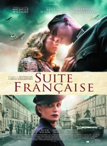 suite francaise irene nemirovsky michelle williams kristin scott thomas